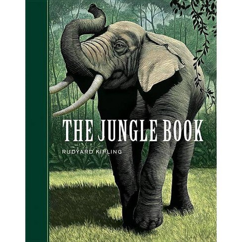 The Jungle Book - (Classics Library) by  Rudyard Kipling (Hardcover) - image 1 of 1