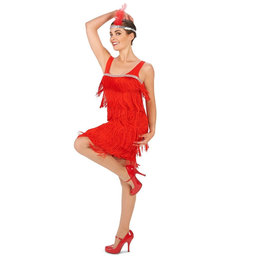 Roaring 20s Flapper Women's Costume Small, Roaring 20's Flapper