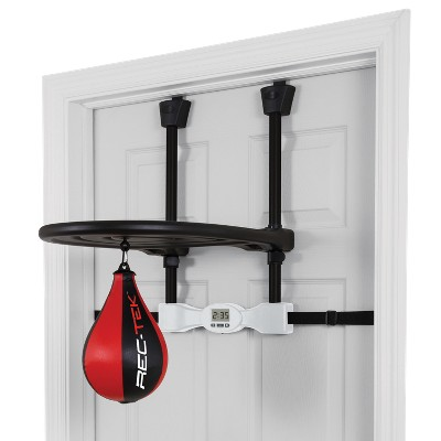 East Point Sports Over The Door Speed Bag - Black