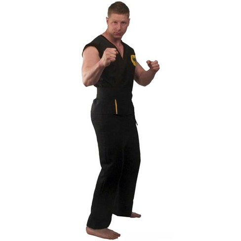 Karate Kid Cobra Kai Deluxe Adult Costume - image 1 of 1