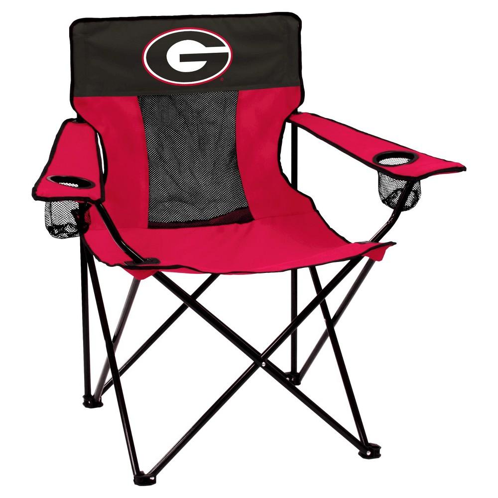 Georgia Bulldogs Elite Folding Camp Chair