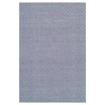 nuLOOM Cotton Hand Loomed Diamond Cotton Check Rug