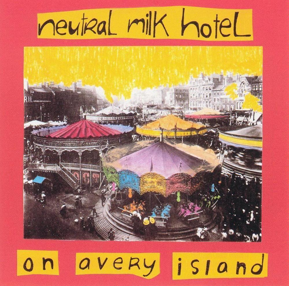 Neutral milk hotel - On avery island (Vinyl)