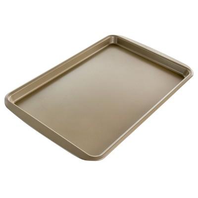 """Kenmore Elite 17"""" Nonstick Carbon Steel Rectangular Cookie Sheet"""