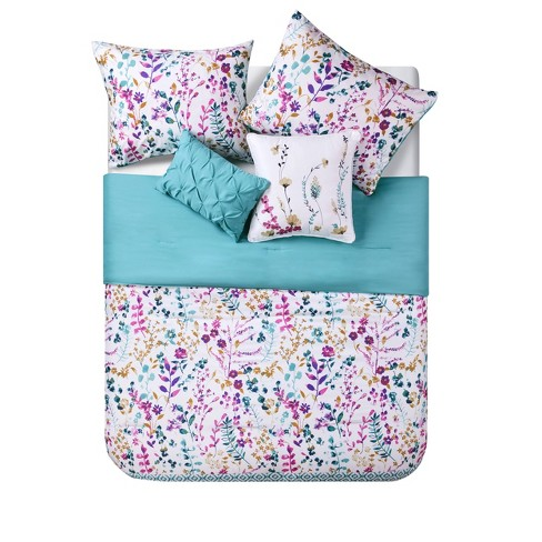 Timeless 5pc Comforter Set - VCNY Home - image 1 of 2