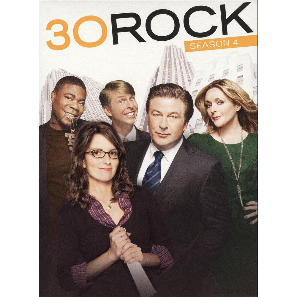 30 Rock: Season 4 [3 Discs]