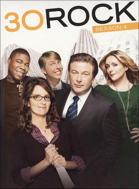 30 Rock: Season 4 [3 Discs] - image 1 of 1