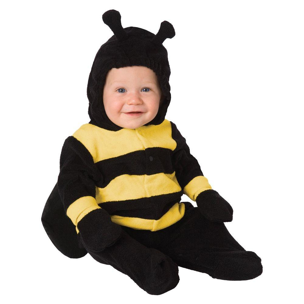 Toddler Bumble Bee Costume 6-12M, Toddler Girl's, Yellow