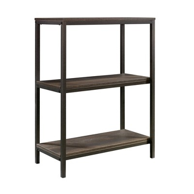 "30"" North Avenue Bookshelf Smoked Oak Finish - Sauder"