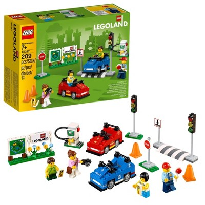 LEGO LEGOLAND Driving School Cars 40347 Building Kit