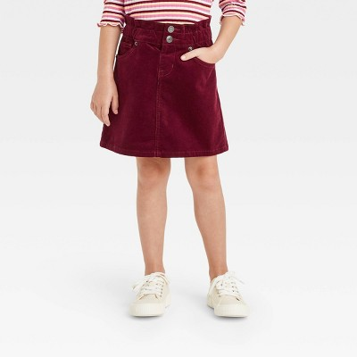 Girls' Corduroy Skirt - Cat & Jack™