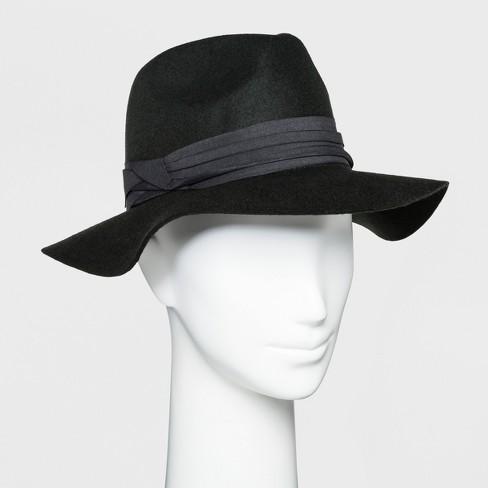 Women s Panama Hat - Universal Thread™ Olive   Target baecacfb3a3