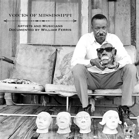 Various - Voices Of Mississippi: Artists And Musicians Documented By William Ferris (CD) - image 1 of 1