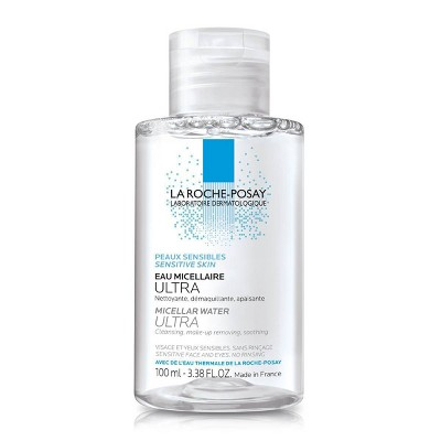 La Roche - Posay Micellar Cleansing Water for Sensitive Skin - Cleanser and Makeup Remover - 100ml