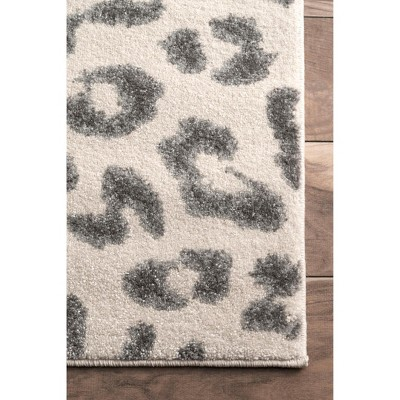 NuLOOM Contemporary Leopard Print Area Rug : Target