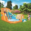 Bestway H2OGO! Hurricane Tunnel Blast Inflatable Water Park Pool with Slide - image 3 of 4