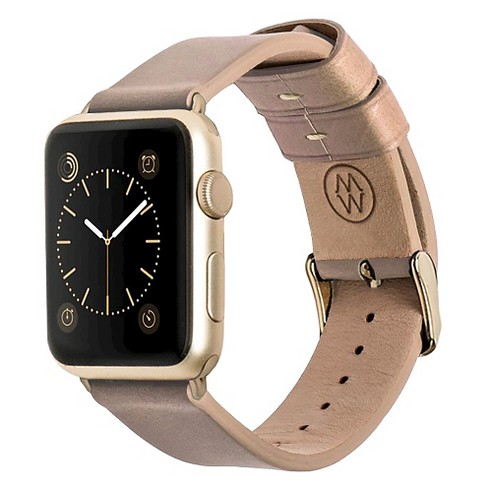 Monowear Leather Smartwatch band for Apple Watch - image 1 of 2