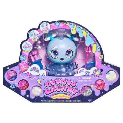 Goo Goo Galaxy Slurp 'N' Slime Goo Drop Doll - Bowie Beamheart - image 1 of 4