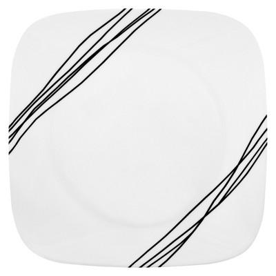 Corelle® Sketch Dinner Plate 10.2 x10.2