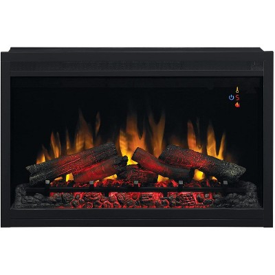 ClassicFlame 36-In 120V Traditional Builders Box