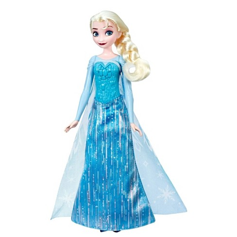 Disney Frozen Singing Elsa Doll - image 1 of 2