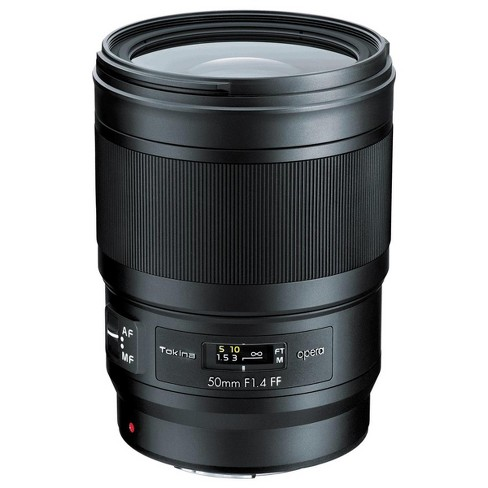 Tokina opera 50mm f/1.4 FF Lens for Canon - image 1 of 4