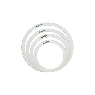 """Remo RemOs Tone Control Rings Pack - 12"""", 13"""", 14"""", 16"""""""