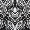Wrapping Paper Damask - Papyrus - image 3 of 3