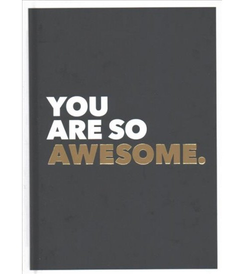 You Are So Awesome -  (Hardcover) - image 1 of 1