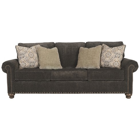 Stracelen Queen Sofa Sleeper Sable Brown - Signature Design by Ashley
