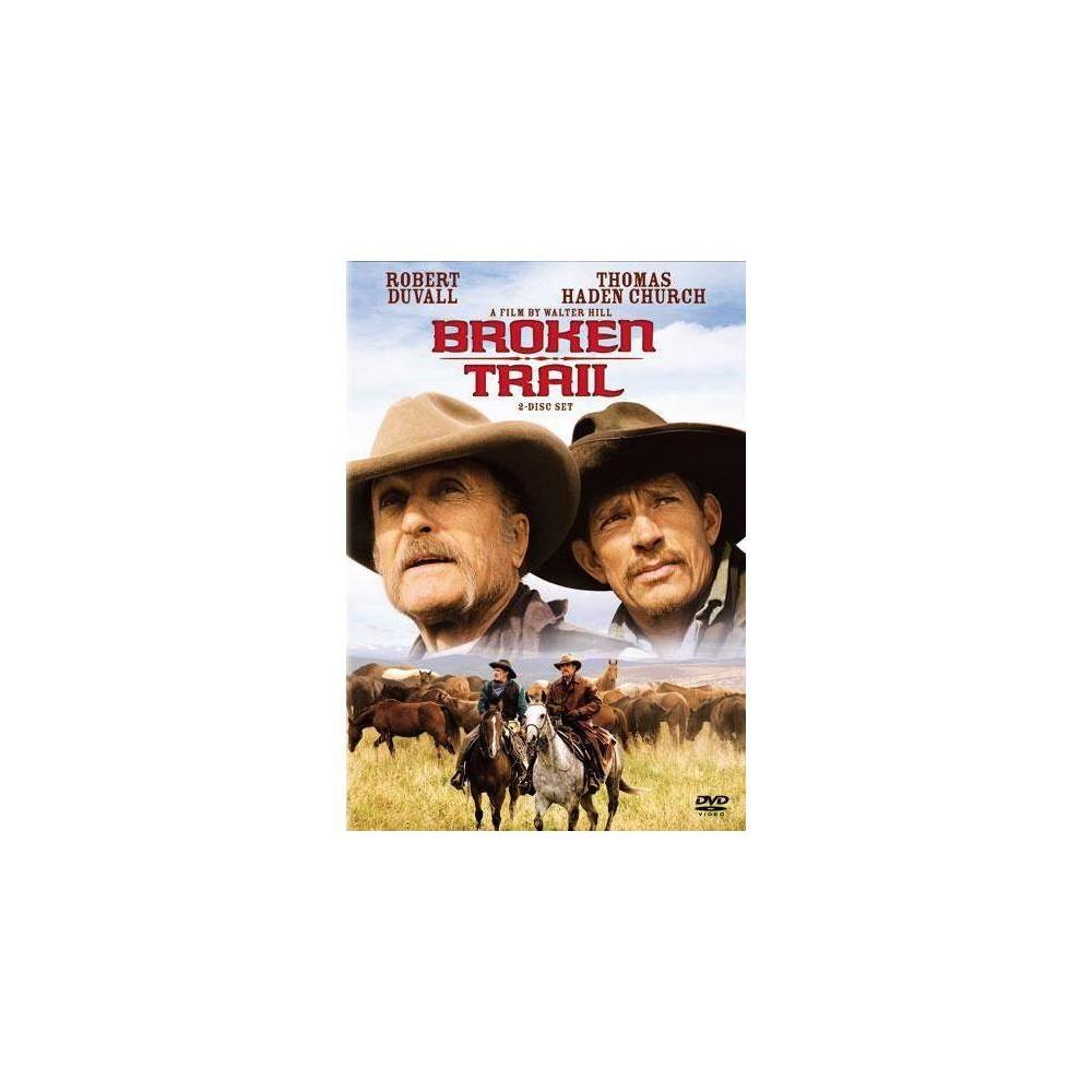 Broken Trail Dvd 2006