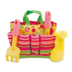 Melissa & Doug Sunny Patch Tote - Pink