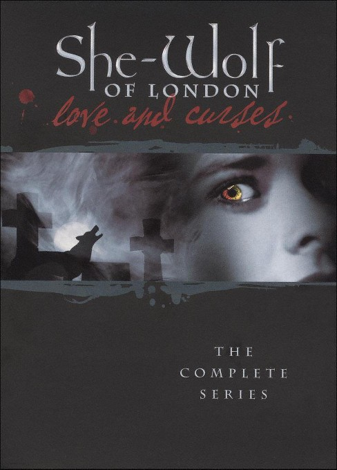 She wolf of london:Complete series (DVD) - image 1 of 1