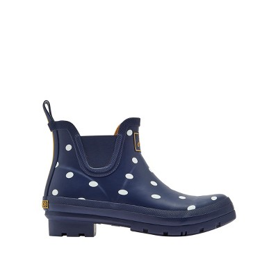 Joules Womens Short Height Printed Wellibobs