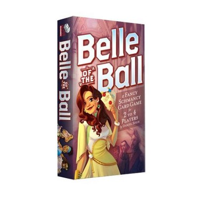 Belle of the Ball Board Game