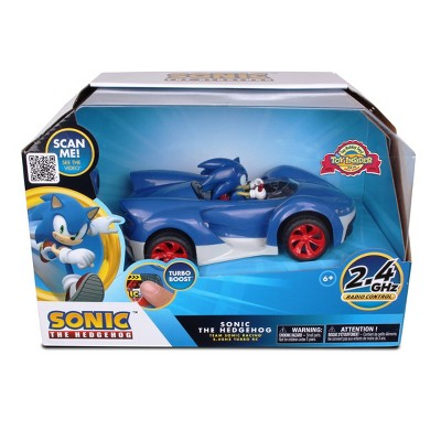 Sonic the Hedgehog 2.4 GHZ RC