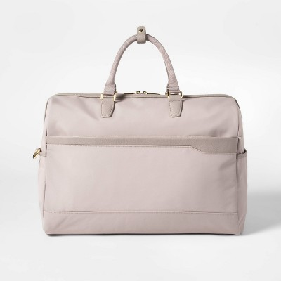 Weekender Bag Taupe - Open Story™