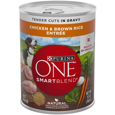 Dog Food: Purina ONE SmartBlend Wet Food