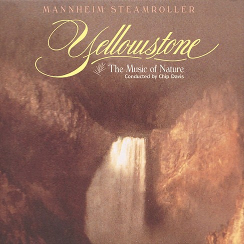 Mannheim steamroller - Yellowstone:Music of nature (CD) - image 1 of 1