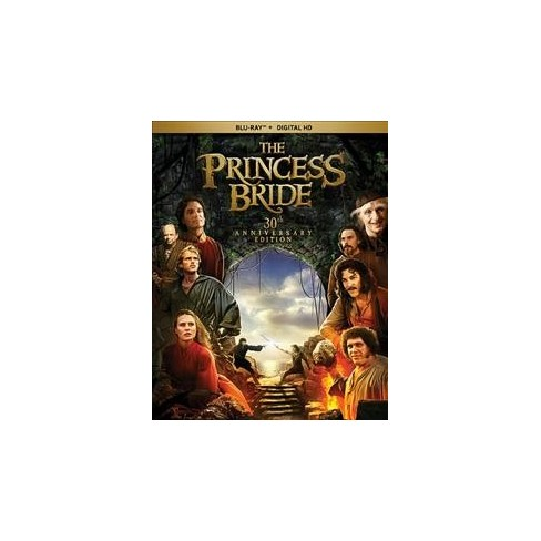 Princess Bride 30th Anniversary Editi (Blu-ray) - image 1 of 1