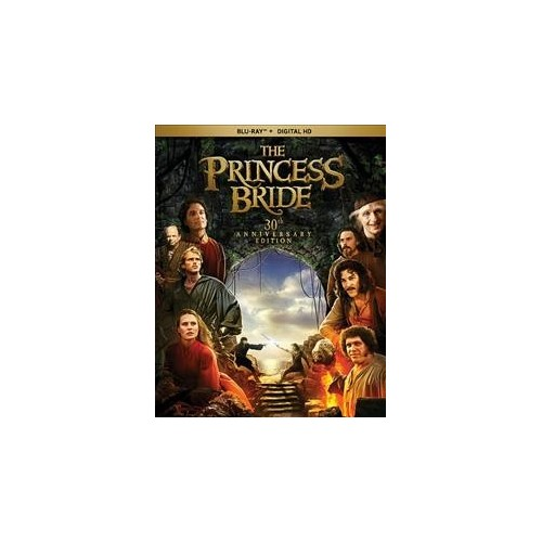 Princess Bride 30th Anniversary Editi (Blu-ray)