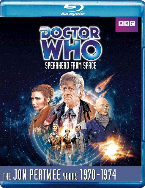 Doctor who:Spearhead from space (Blu-ray) - image 1 of 1