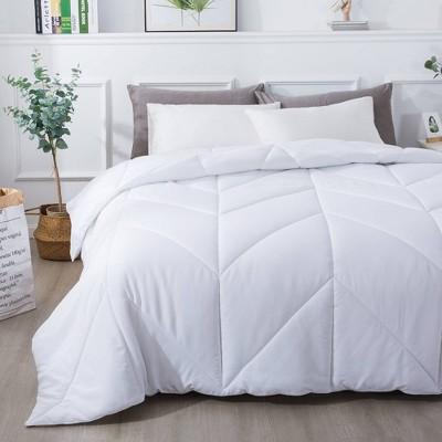 Chevron Down Alternative Comforter - St. James Home