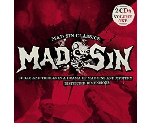 Mad Sin - Chills & Thrills In A Drama:Distorted (CD) - image 1 of 1