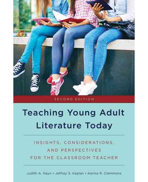 Teaching Young Adult Literature Today : Insights, Considerations, and Perspectives for the Classroom - image 1 of 1