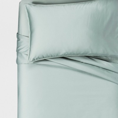 Solid Sheet Set (Queen)Green 300 Thread Count - Project 62™