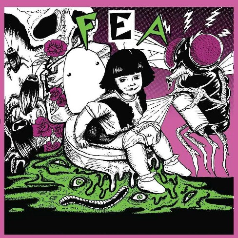 Fea - Fea (Vinyl) - image 1 of 1