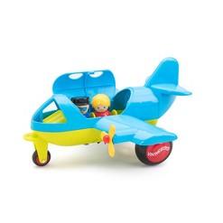 Viking Toys Jumbo Plane, Baby and Toddler Learning Toys