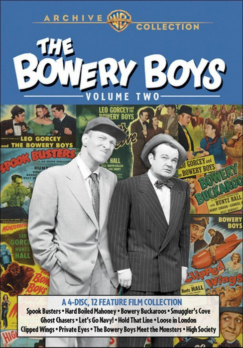 Bowery boys collection vol 4 (DVD) - image 1 of 1