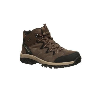 Bearpaw Men's Lars Apparel Hiking Shoes | Brown/Khaki | Brown | Size 09.0